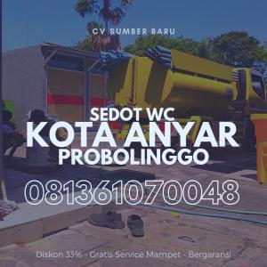 Sedot WC Kota Anyar Probolinggo