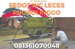 Sedot WC Leces Probolinggo