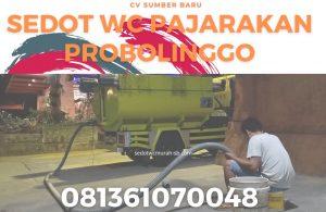 Sedot WC Pajarakan Probolinggo