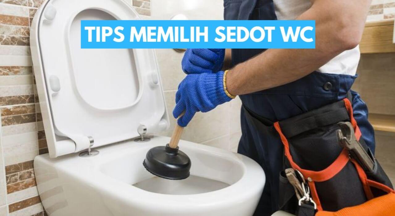 Tips Memilih Sedot WC Mojokerto